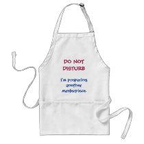 Funny Chef's apron