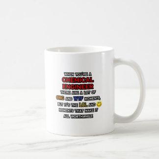 Funny Chemical Engineer ... OMG WTF LOL Coffee Mug