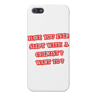 Funny Chemist Pick-Up Line iPhone SE/5/5s Cover