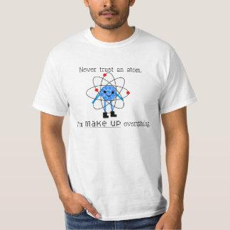 Funny Chemistry Atom T-shirt