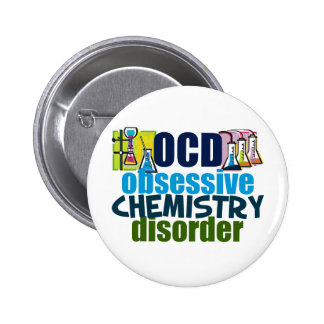 Funny Chemistry Button