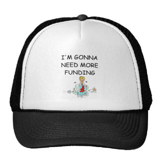 funny chemistry joke trucker hat