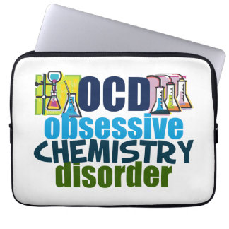 Funny Chemistry Laptop Computer Sleeves