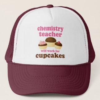 Funny Chemistry Teacher Trucker Hat