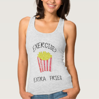Funny Chic FRENCH FRIES LOVERS GIFT T-Shirt