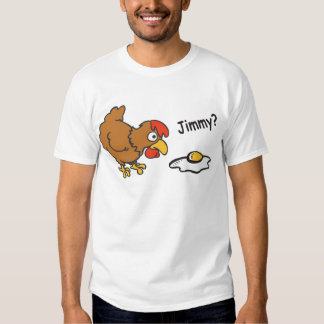 Funny Chicken and Egg T-Shirt
