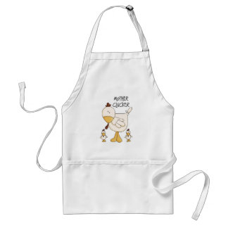 Funny Chicken Gift Adult Apron