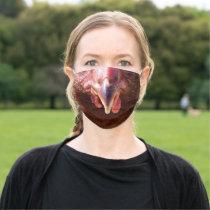 Funny Chicken Mama Beak Face Mask
