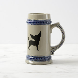 Funny Chihuahua Beer Stein