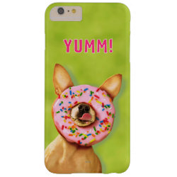Case-Mate Barely There iPhone 6 Plus Case with Chihuahua Phone Cases design