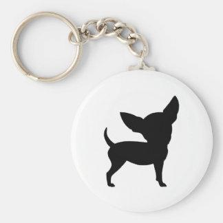 Funny Chihuahua Key Chain