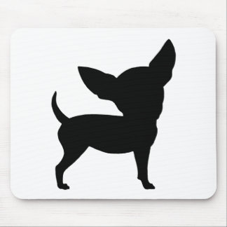 Funny Chihuahua Mouse Pad