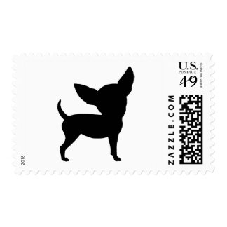 Funny Chihuahua Stamps