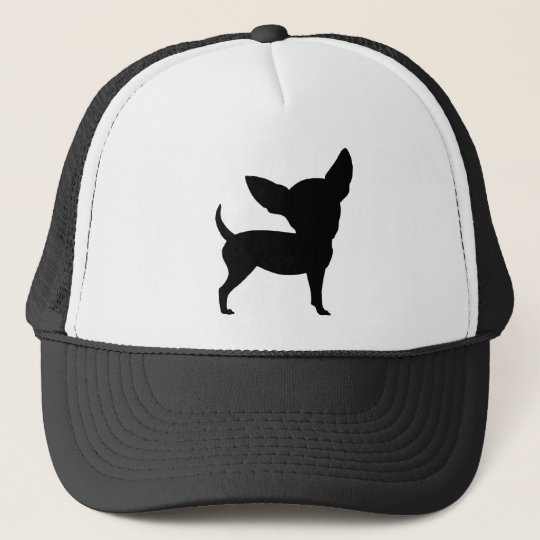 Funny Chihuahua Trucker Hat