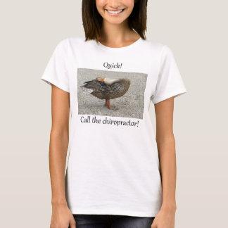 Funny Chiropractor shirt