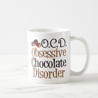 Funny Chocolate Coffee Mug