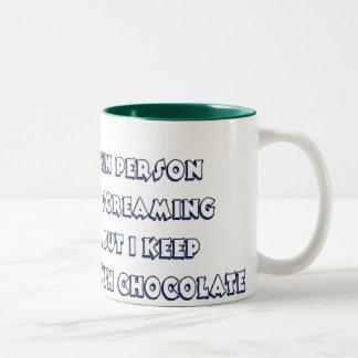 Funny Chocolate Lover Mug