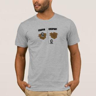 Funny Chopin Tee Shirt