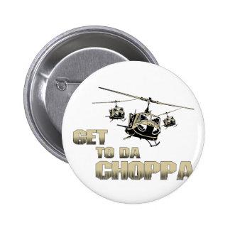 Funny Choppa Button