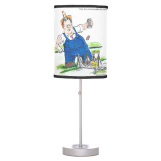 Funny Chris Christie On Table Lamp Table Lamp