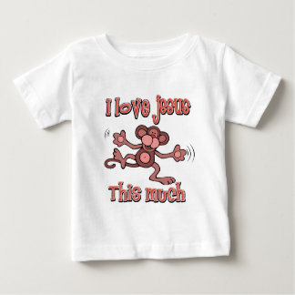 Funny Christian design Baby T-Shirt