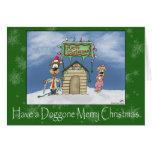 Funny Christmas Cards: Doggone Merry Christmas