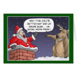 Funny Christmas Cards: Online Post Card