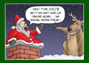 60% Off Funny Cartoons Christmas Cards – Shop Now to Save   Zazzle