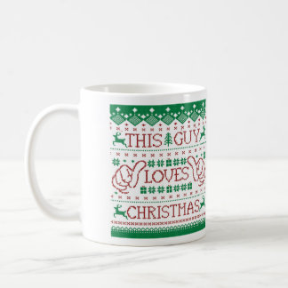 Funny Christmas Coffee Mug