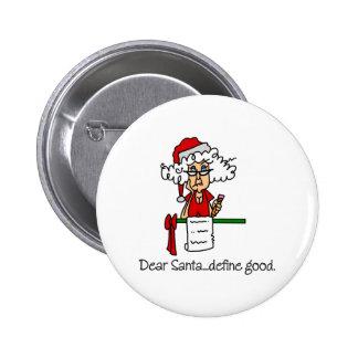 Funny Christmas Gift Pin
