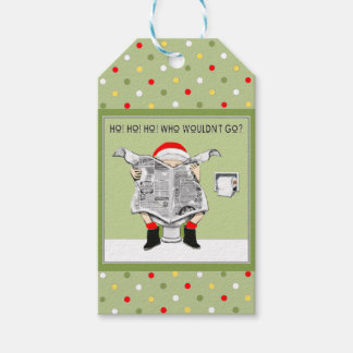 Funny Christmas Gift Tags | Zazzle