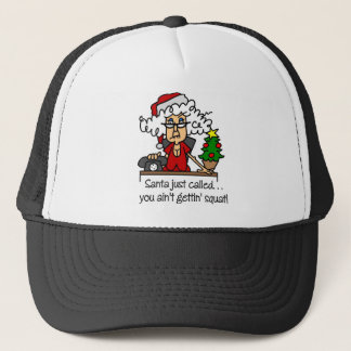 Funny Christmas Gift Trucker Hat