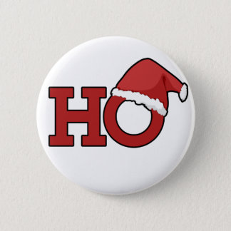 Funny Christmas Humor Button