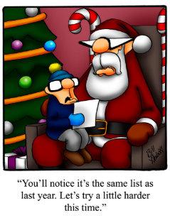 funny christmas humor greeting card spectickles - Christmas Funny Pics