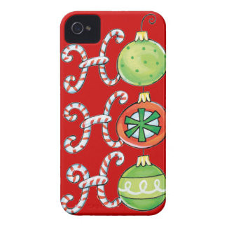 Funny Christmas iPhone 4 Case-Mate Case