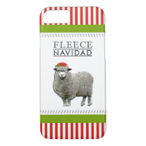 Funny Christmas iPhone 8/7 Case