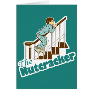 Funny Christmas Nutcracker Card