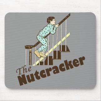 Funny Christmas Nutcracker Mouse Pad