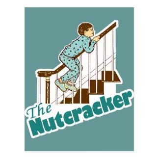 Funny Christmas Nutcracker Post Card
