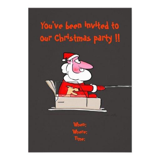 1,000+ Funny Christmas Party Invitations, Funny Christmas ...