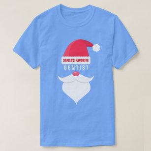 c4fbbcc10b Dental Christmas T-Shirts - T-Shirt Design & Printing | Zazzle