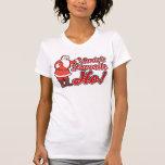 funny christmas Santas Favorite HO Shirt