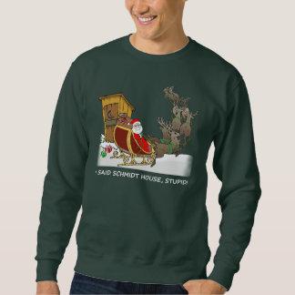 Funny Christmas Schmidt House Shirt