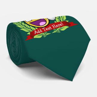 Funny Christmas Style Awesome Face Meme Tie