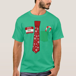 Funny Christmas T-shirt at Zazzle