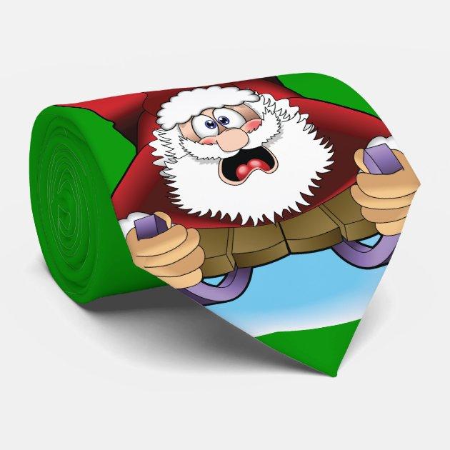 Funny Christmas Tie! Neck Tie   Zazzle