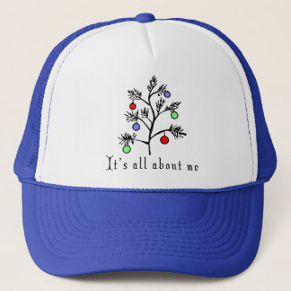Funny Christmas Trucker Hat