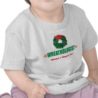 Funny Christmas Wreath Shirt
