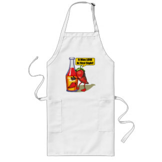 Funny Cinco de Mayo T-shirts and Gifts Long Apron