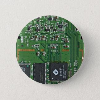 Funny circuit board button